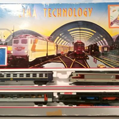 Scatola Lima Technology originale.