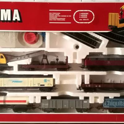 Confezione Lima Models originale.