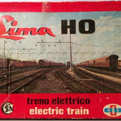 Scatola Lima originale anni 60
