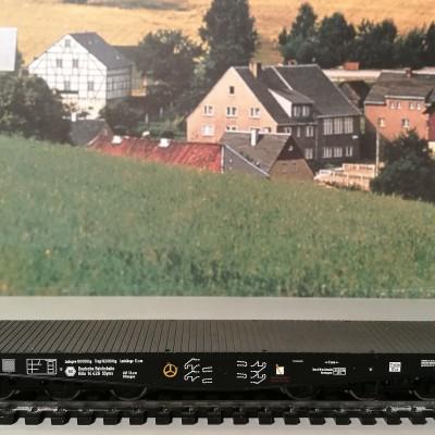 Vista laterale DX